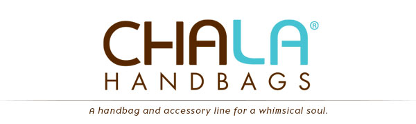 Chala Handbags - A handbag and accessory line for a whimsical soul