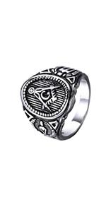 Masonic Signet Ring