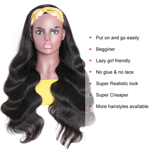 Heaband wig human hair body wave wig for black women
