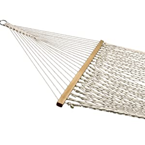 cotton rope and spreader bar