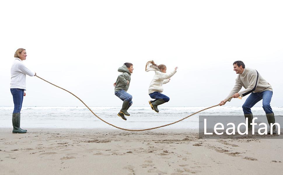 Jeux familiaux Cordes /à Sauter Hollandaises Doubles Jeu dagilit/é Corde /à Sauter entra/înement Sportif pour Hommes et Femmes lentreprise Groupe Multijoueur de Jeu//Corde /à Sauter pour l/école