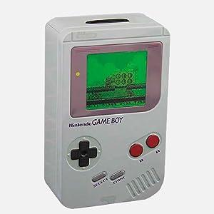 Nintendo Tin Piggy Bank