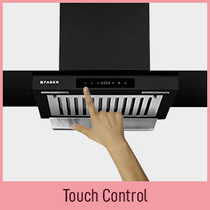 touch control chimney