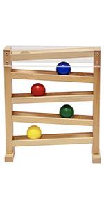 Elite Montessori Ball Tracker