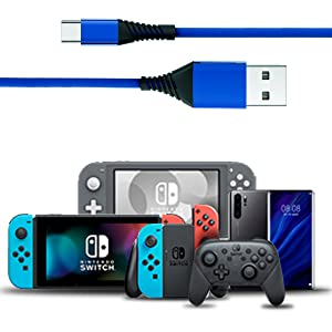 switch charging cable long