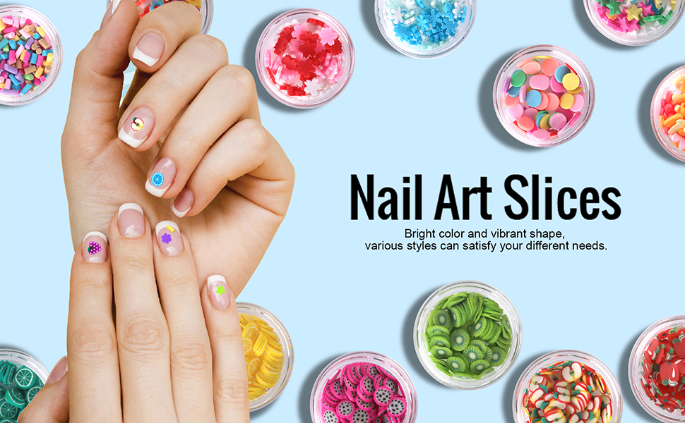 Nail Art Slices