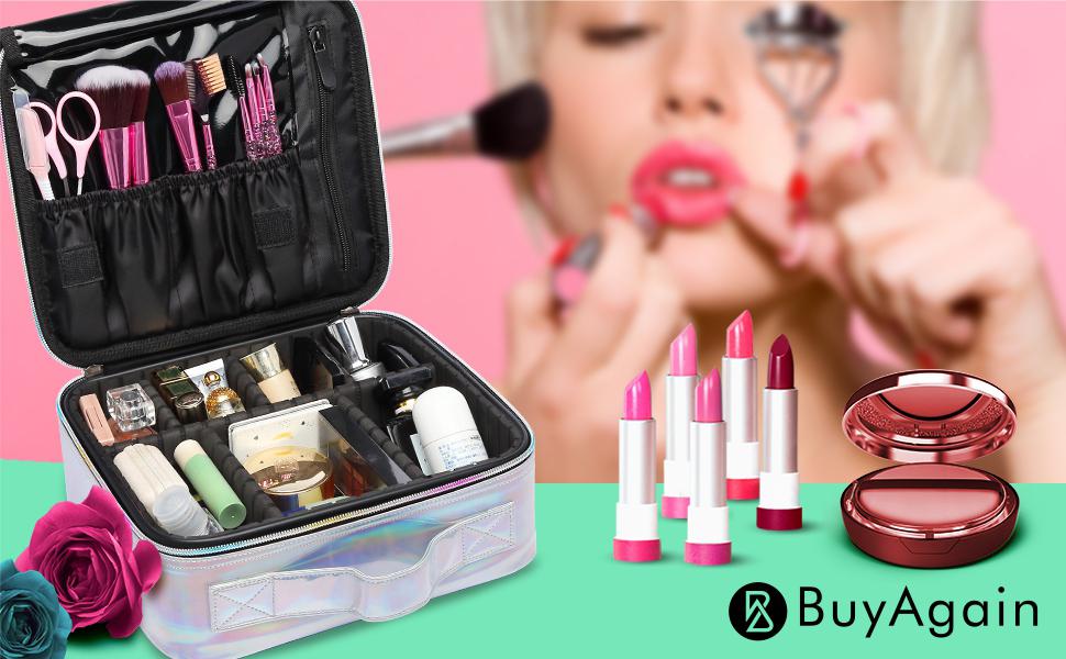 BuyAgain Makeup Case