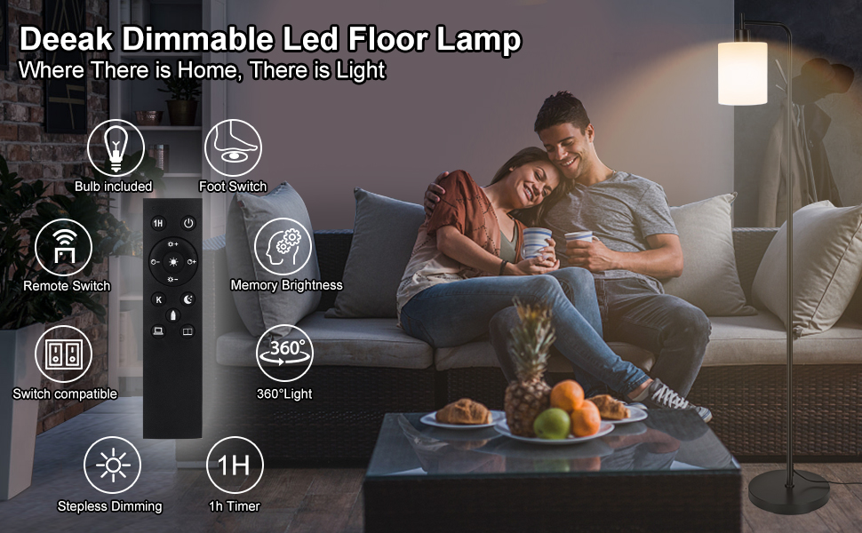 industrial floor lamp lamps for bedrooms living room  light led lamp standing lamp tall reading lamp
