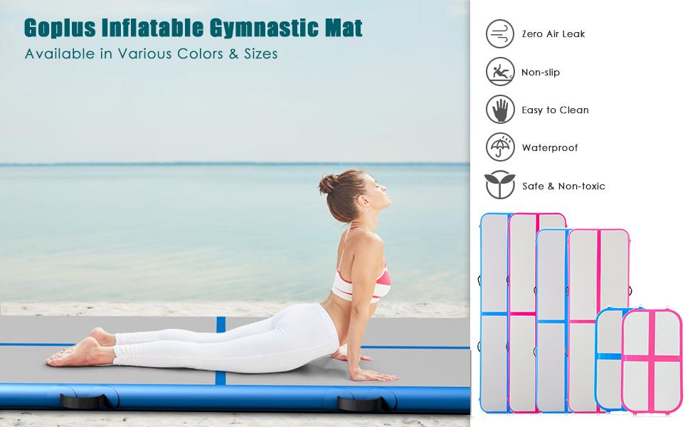 Inflatable Gymnastic Mat
