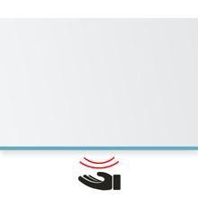 Bedienung Kippschalter, Infrarot oder Touch Sensor zum Ein- und Ausschalten der Beleuchtung