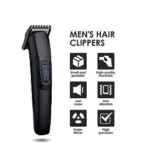 Smart Beard Trimmer Hair Clipper Shaver