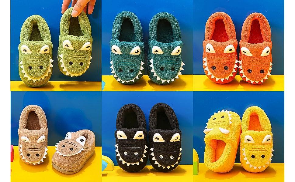 boys girls slippers -0