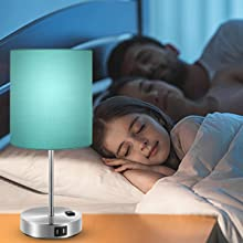 green nightstand lamp dimmable lamp bedside table lamp dimmable table lamp bedside lamp