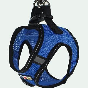 PAWTITAS reflective mesh harness
