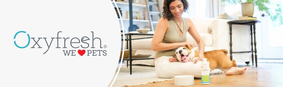 Oxyfresh Pet Care
