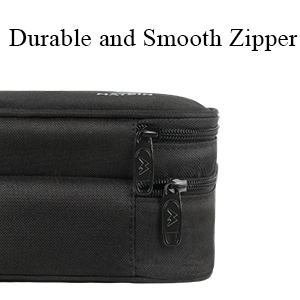 Durable organizer case for travel