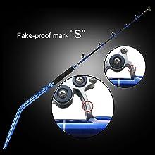 Fake proof mark S