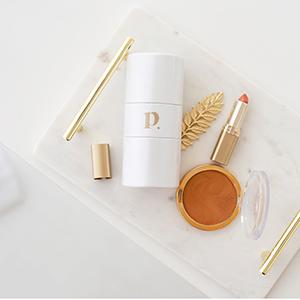 luxury beauty blender holder