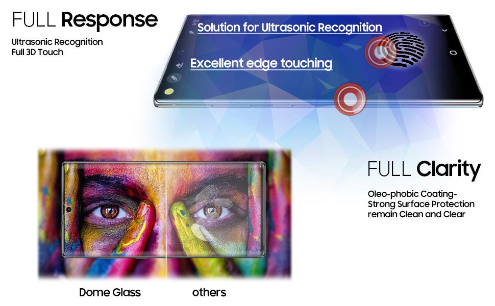 ultrasonic fingerprint
