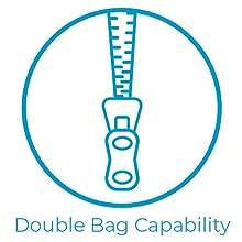 Double Bag Capability