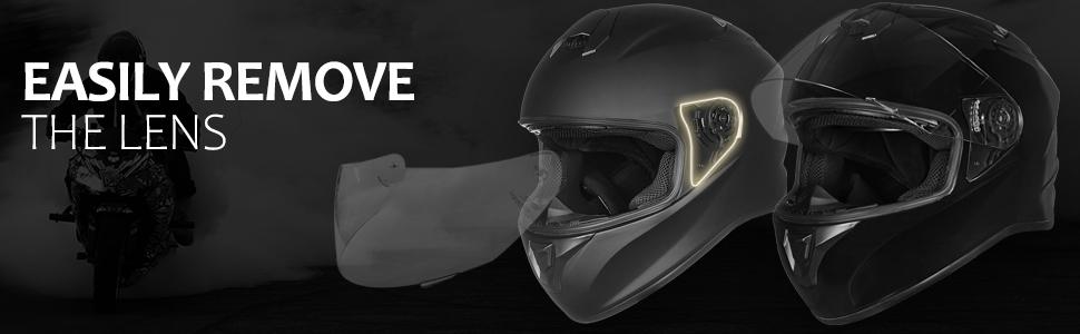 motorcycle full face helmet for dirt bike