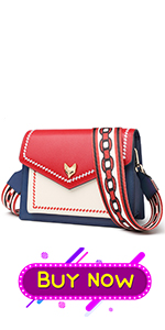Colorful Crossbody Bags for Women