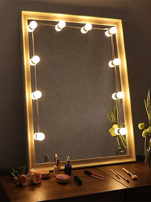 Pretmess Hollywood Style Vanity Mirror Lights Kit