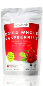 freeze dried fruit raspberries organic rasberries bulk raspberry powder drued baking freeze-dried