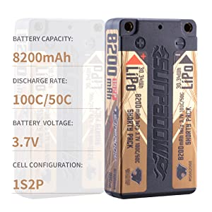 1s 3.7v lipo battery for racing rc vehicle boat car truck tank