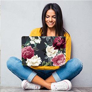 flower macbook air 13 inch case a2337 a2179 a1932