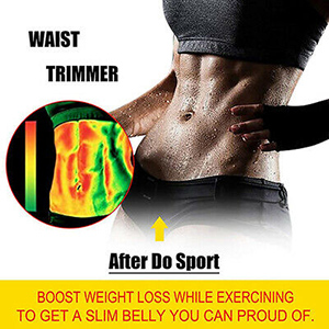 Hot Sweat Waist Trainer