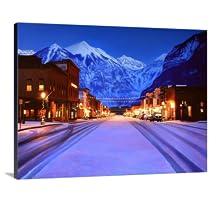 Telluride Colorado Canvas Slaging