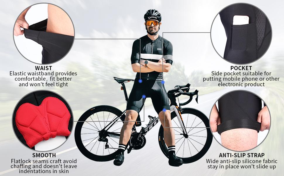 biker shorts for men