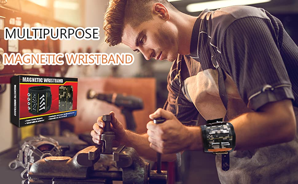 magnetic wristband gifts for men