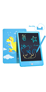 LCD Writing Tablet Blue