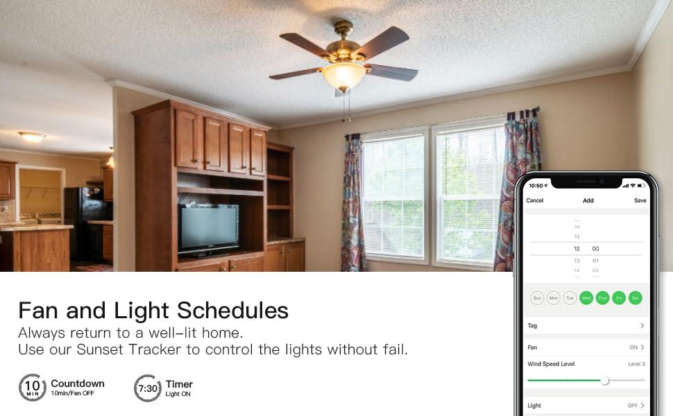 smart fan control