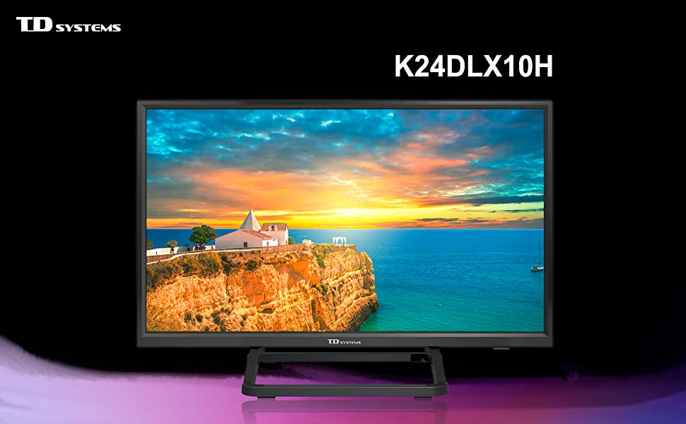 TD Systems K24DLX10H - Televisor 24
