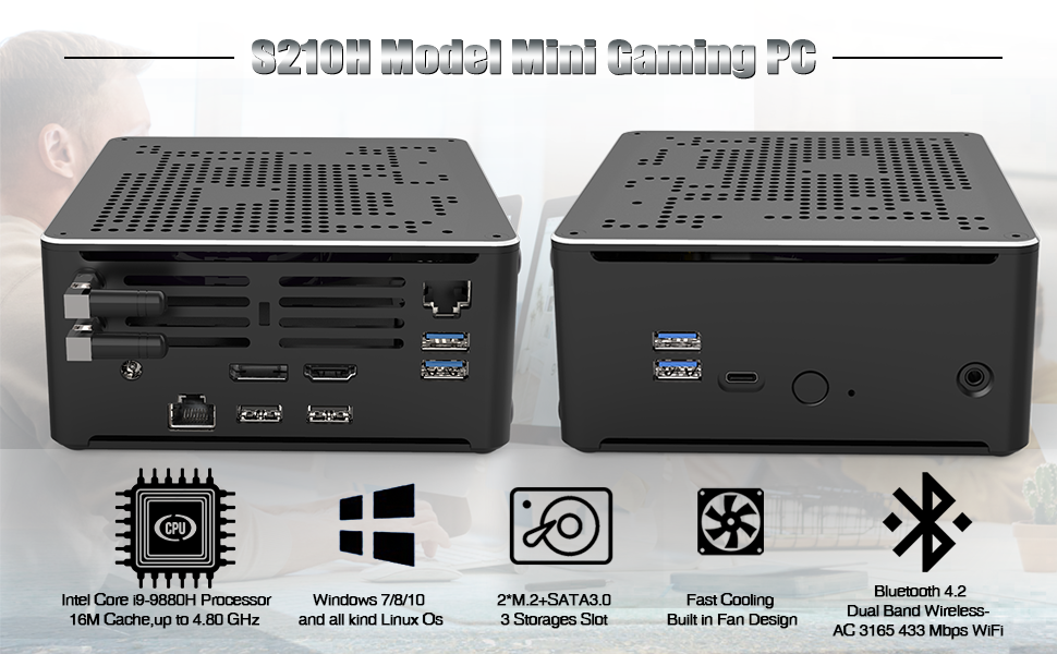 Gaming Mini PC