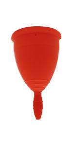 Copa Menstrual Sileu Bell para Cérvix Bajo - Copa Menstrual ...