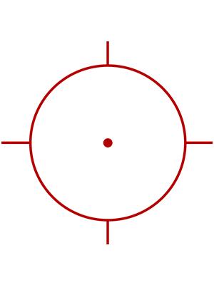 reticle 0