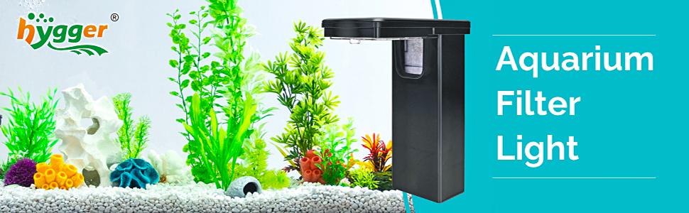 Aquarium Light, Aquarium Filter