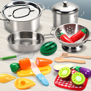 kitchen cookware toys