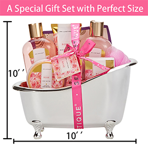 spa gifts baskets QA