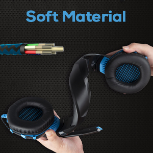 PC game headset