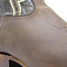 genuine top full grain cowhide leather
