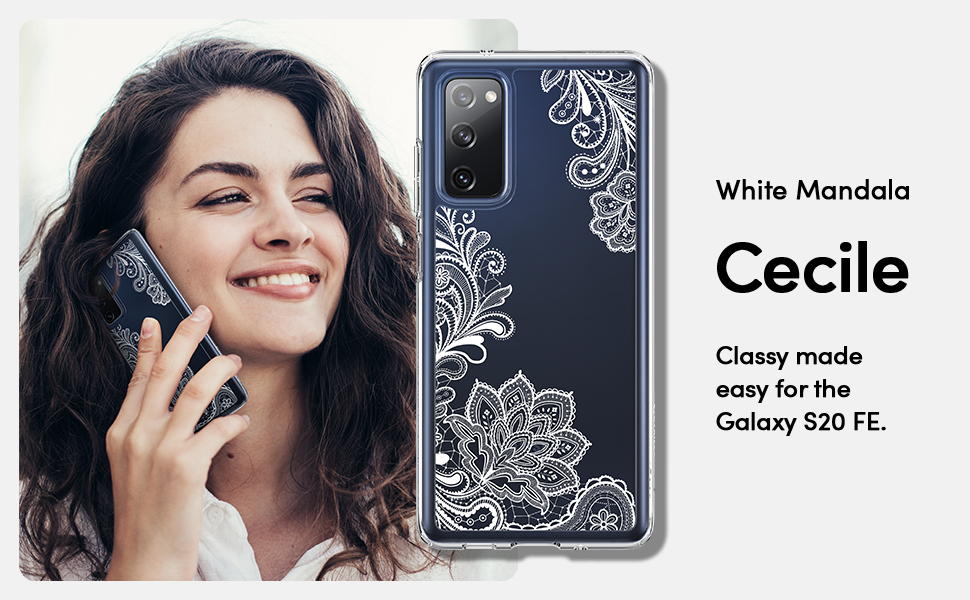 Cecile Series for Galaxy S20 FE