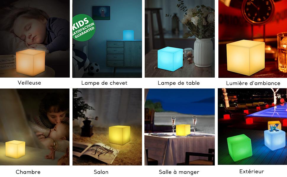 multifuntion lampe