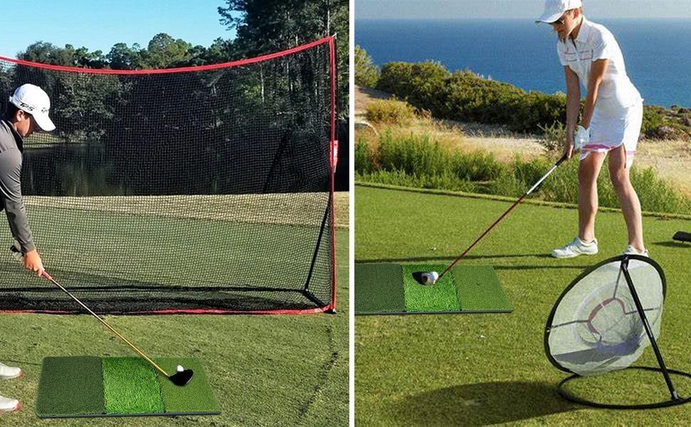 Golf Hitting Mat
