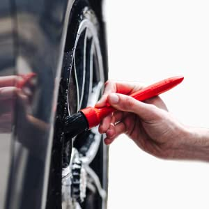 Adam's Wheel Cleaner Sonax Full Effect Detail Brush Tire Brush Chenille Microfiber Cleaning Cloth