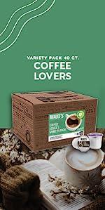 Variety Pack Coffee Pods Organic Single Origin Low Acid Fair Trade Dark Roast Medium Roast KCups